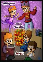 Nutcracker Eddsworld by kakashicoke