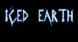 Iced Earth logo by grenadeh