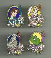 tangled pins by Maygirl96