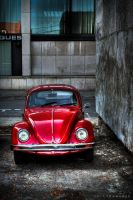 Beetle, Red by TallJohn