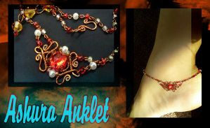 Ashura Anklet by CovenEye