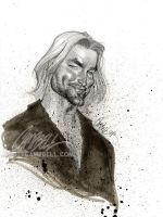 "LOST sketch ""Sawyer"" 2 by J-Scott-Campbell"