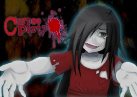 Corpse Party Sachiko by r-kidz