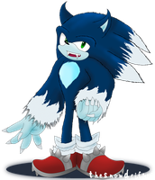 Werehog for Sidebar by TheSnowDrifter