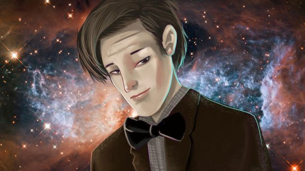 Let's Draw Anime - Doctor Who  Rap by horizonbear