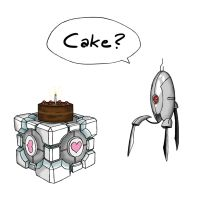Cake? by 3nmi