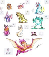 PokeFusions~! by Men-dont-scream