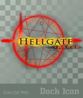 Hellgate: London - Dock Icon by ssx