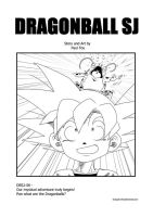 Dragonball SJ - Chapter 06 by sonPauten