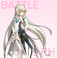 Battle Seraph: Love Gear by devilhaunt