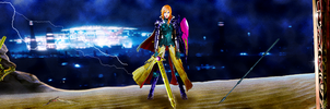 CONTEST ART: FINAL FANTASY XIII: LIGHTNING RETURNS by CSuk-1T