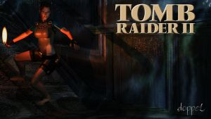 tomb raider 2 remake: maria do by doppeL-zgz