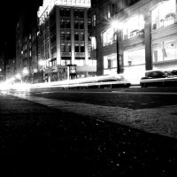 Lights of San Francisco by Prain