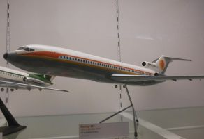 I'm a National Boeing 727 -- Fly Me! by rlkitterman