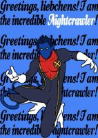 Nightcrawler by blindfaith311