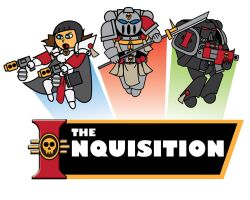 The Inquisition by MrCha0s