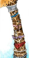 The Giraffe by pachryso