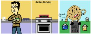 Chocolate Chip Cookies... by patganz