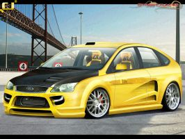 Ford Focus Xtreme by cjdesigner