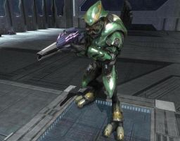 My first time on Halo: Reach by BionicleSangheili86