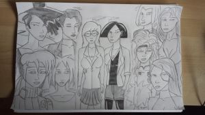 Daria and Friends by JimmyTwoTimes2K9
