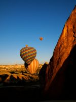 In the air by jacobjellyroll