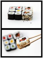 go sushi by VastandInfinite