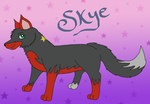 Introducing..... Skye! by SilverShadowfax