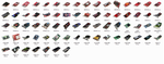 Graphics Cards Icons :H1 Pack: by ProIcons