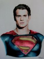 Man of Steel by RichmonDeLeon