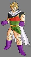 Paragus SSJ by theothersmen