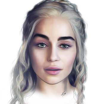 Mother of Dragons by IGab