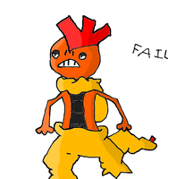 Fail Scrafty by S-ombre-StarIight