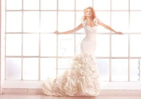 Britney Spears wedding dress by AlsouMSlucky