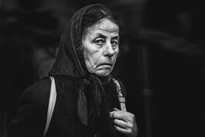 Woman from Salzburg by m1rna