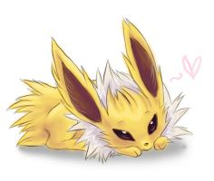 Jolteon by quartzy
