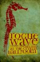 Rogue Wave Event Poster by madFusion15