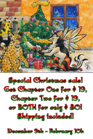 Chakra Comic Special Christmas SALE! by ARVEN92