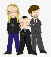 The Lone Gunmen by whosname