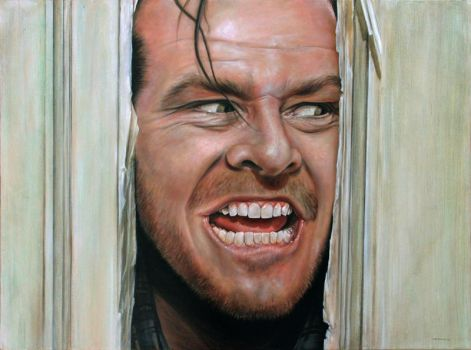 The Shining by alexracu