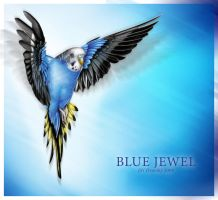 Blue Jewel by Pixx-73