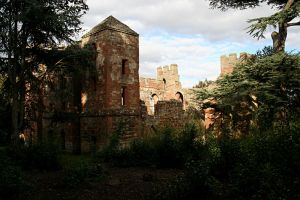 Acton Burnell Castle 3 by OghamMoon