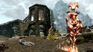 Flame Atronach by NDC880117
