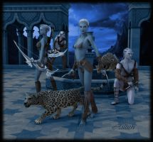 The Pack by LillithI