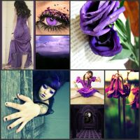 All about colors: purple by Ashy-Rawr