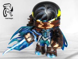 Legacy of Kain: Soul Reaver by FullerDesigns
