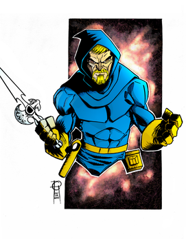 Dreadstar Color Version by MentalPablum
