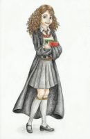 Hermione Granger by Xijalle