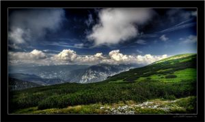 Route To Schneeberg by miki3d