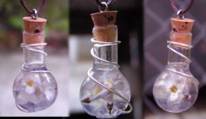 Magic Vial - Spirit Rebirth by Izile